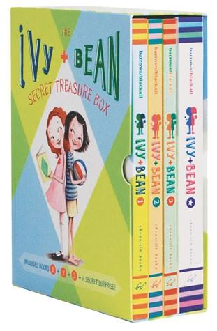 The Ivy and Bean Secret Treasure Box (Books 1-3) By Annie Barrows