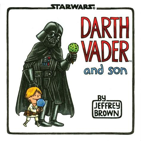 Darth Vader™ and Son By Jeffrey Brown