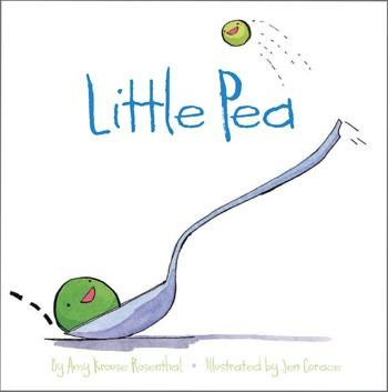 Little Pea - Board Book By Amy Krouse Rosenthal