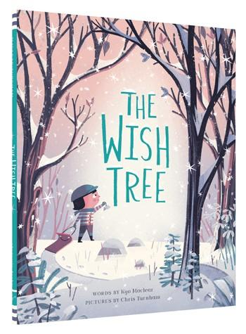 The Wish Tree By Chris Turnham