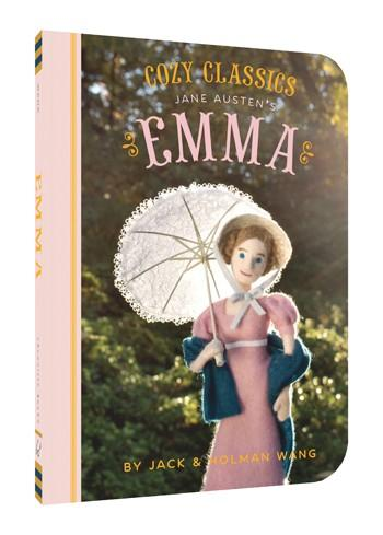 Cozy Classics: Emma By Jack Wang