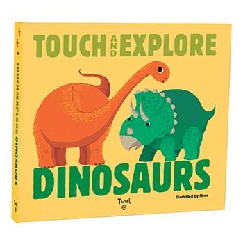 Dinosaurs - Touch and Explore By Twirl Books