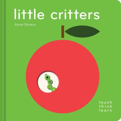 TouchThinkLearn: Little Critters  By Xavier Deneux