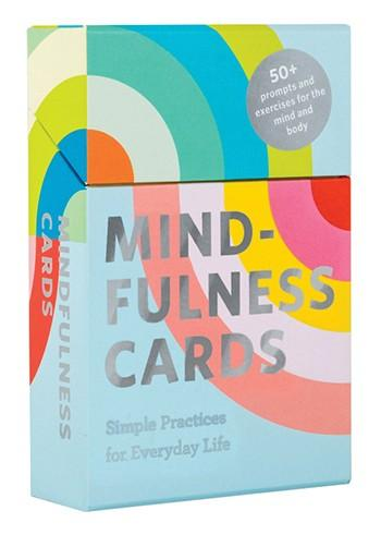 Mindfulness Cards Simple Practices for Everyday Life By Rohan Gunatillake