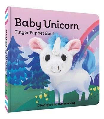 Baby Unicorn: Finger Puppet Book  By Chronicle Books