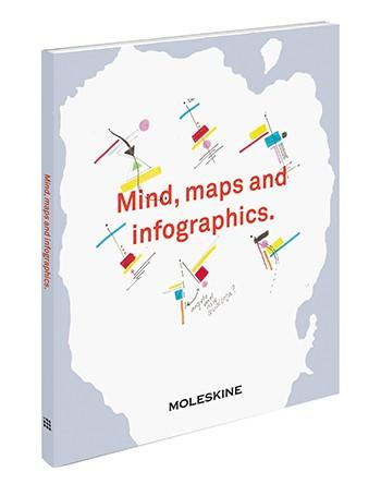 Mind, Maps and Infographics By Moleskine