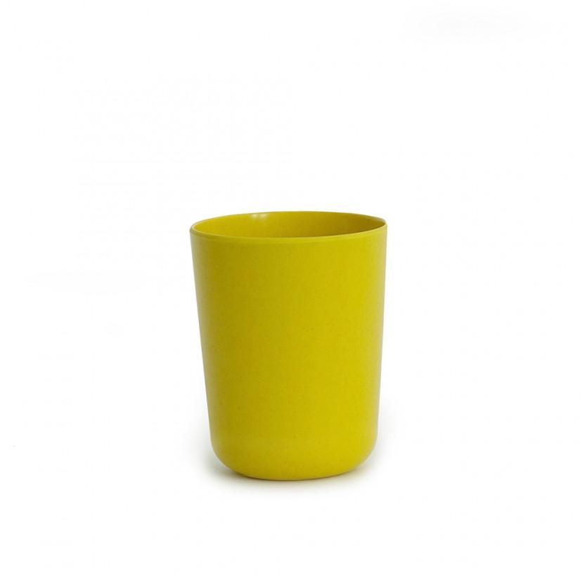 Bano Bamboo Toothbrush Holder / Bathroom Cup in Various Colors design by EKOBO