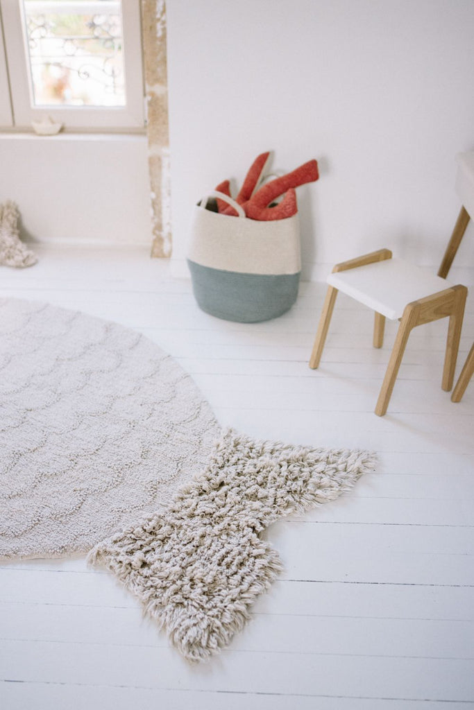 Big Fish Rug design by Lorena Canals