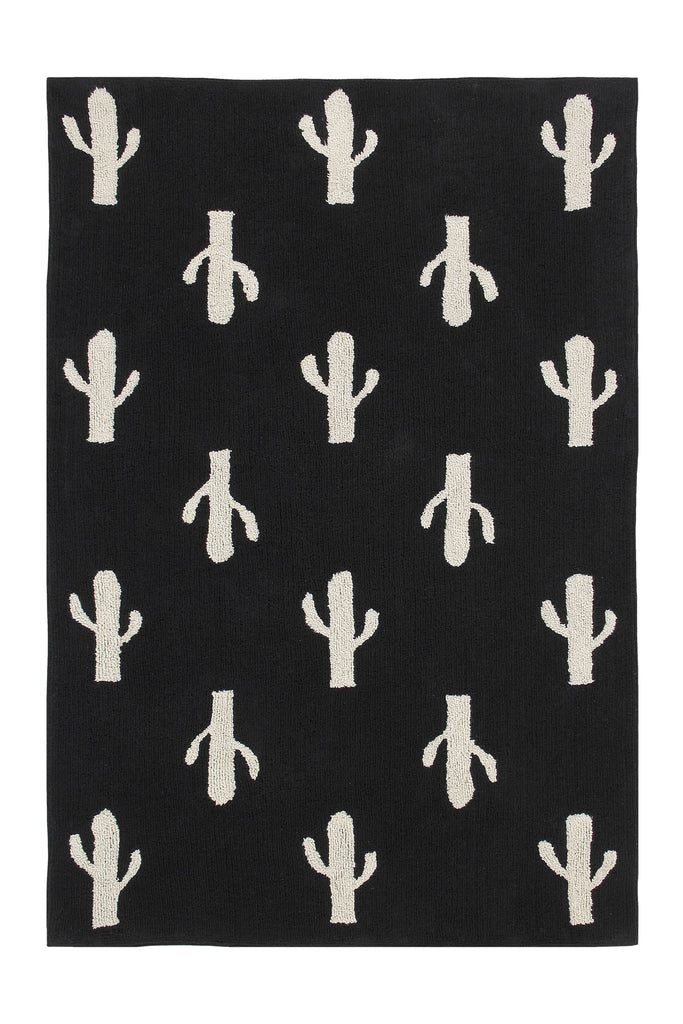 Cactus Stamp Rug design by Lorena Canals