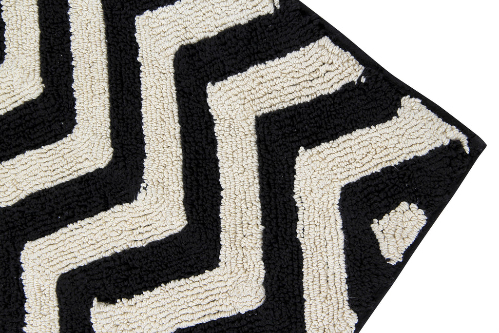 Zig-Zag Rug design by Lorena Canals
