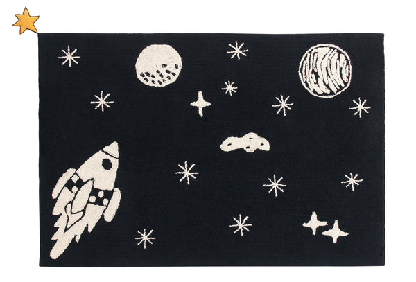 Universe Rug design by Lorena Canals