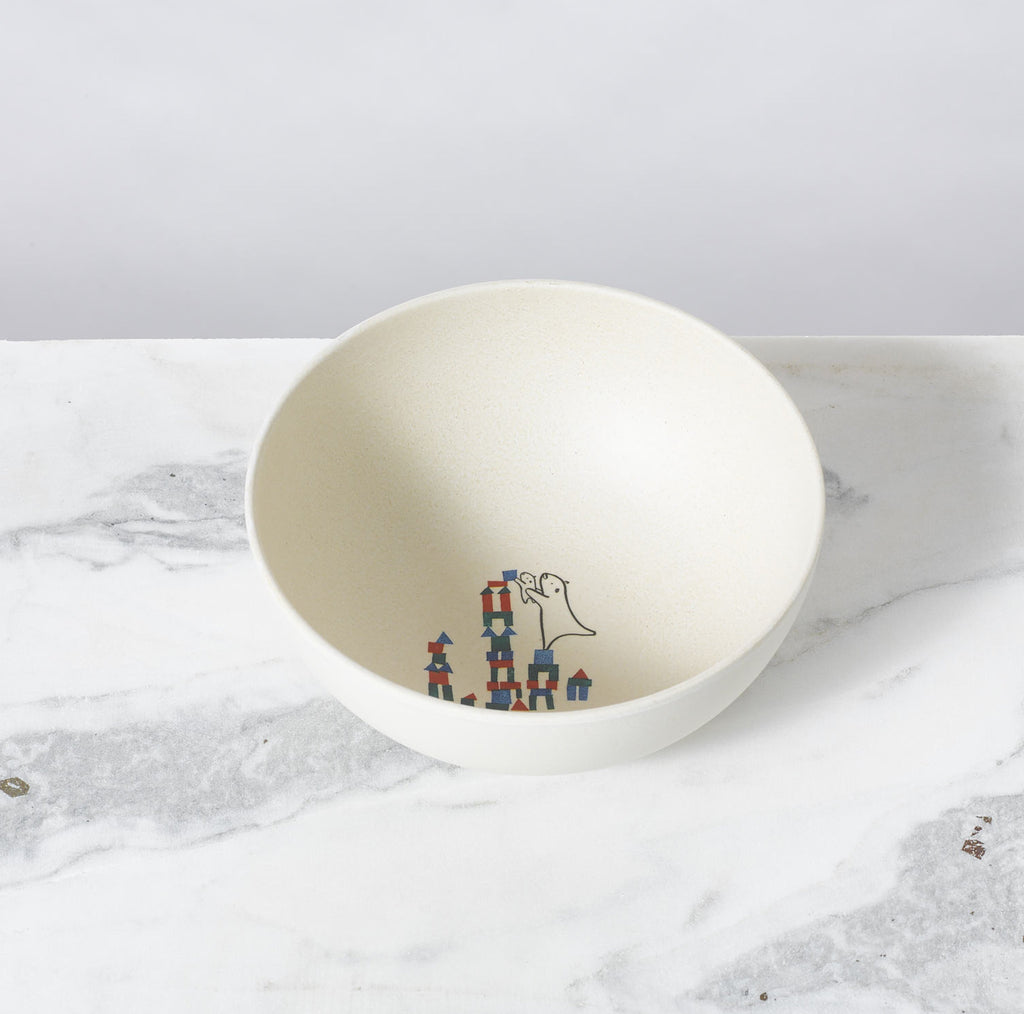 Illustrated Bowl Set by Fable New York