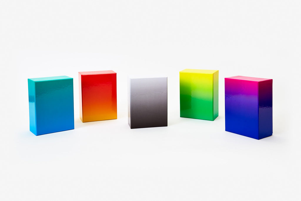 Group Gradient Puzzle design by Areaware