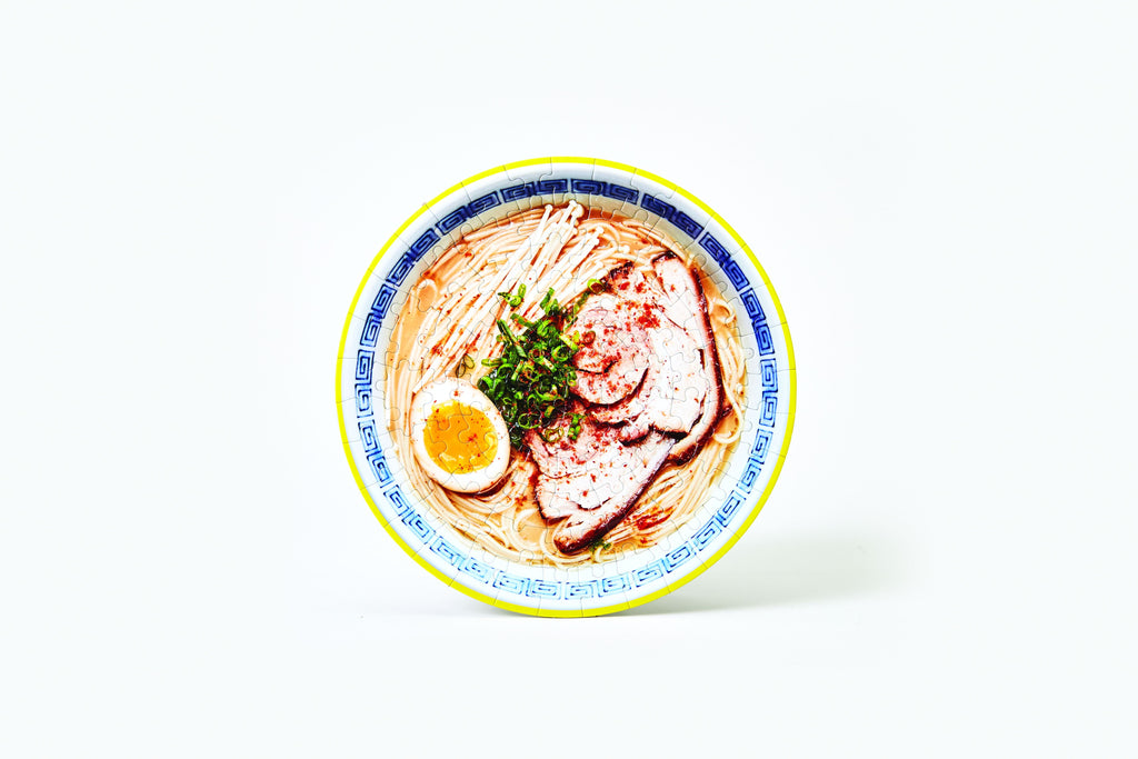 Little Puzzle Thing™ - Tonkotsu Ramen design by Areaware