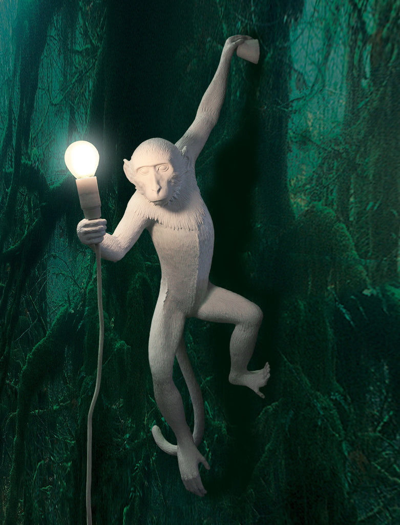 Monkey Lamps design by Seletti