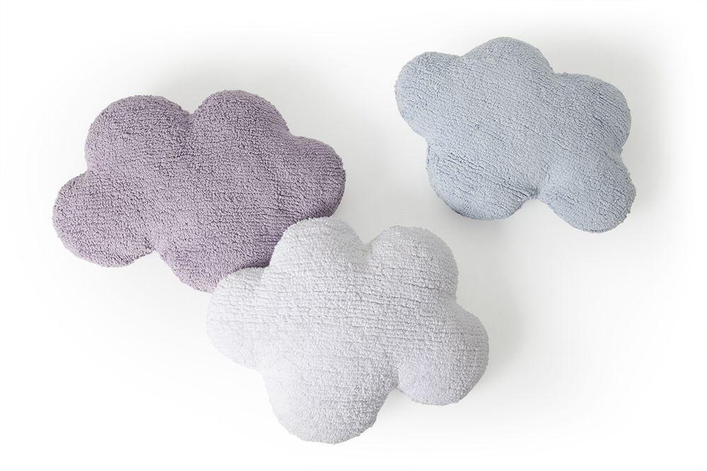 Cloud Cushion in White design by Lorena Canals