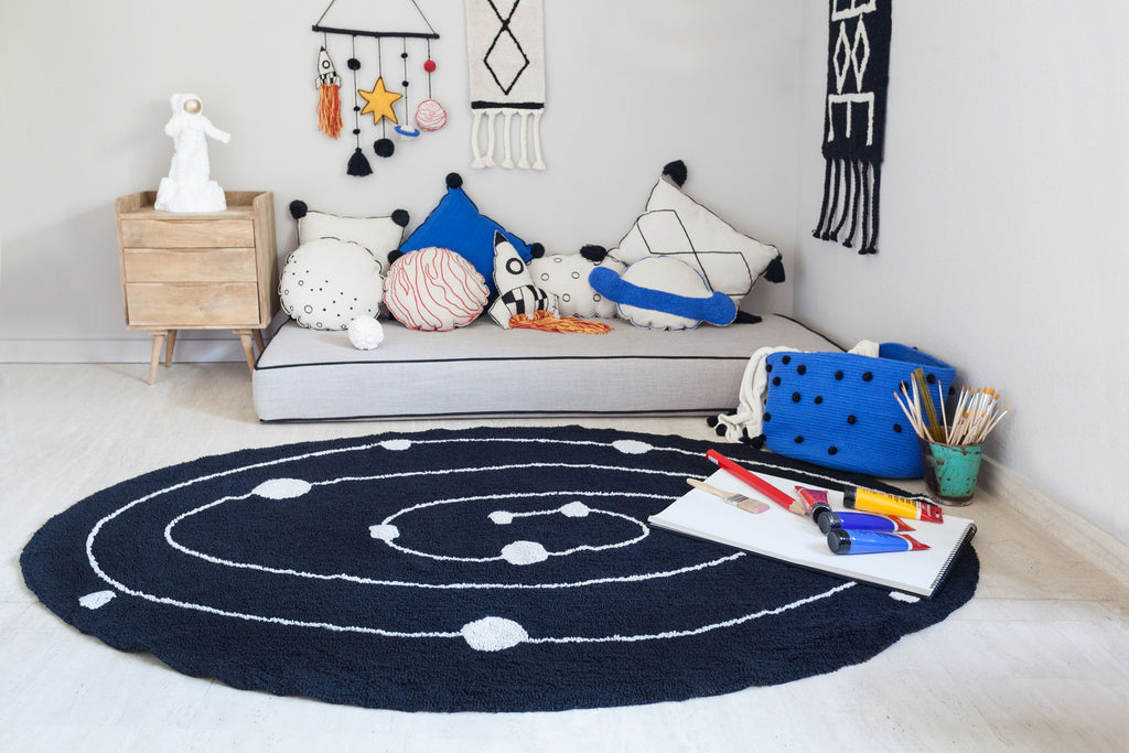 Saturn Cushion design by Lorena Canals