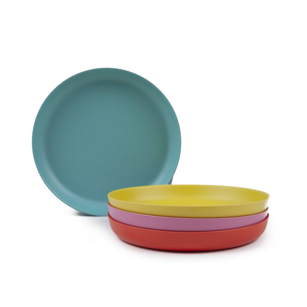 Bambino Small Bamboo Plate Set design by EKOBO