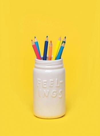 Feelings Jar By Adam J. Kurtz
