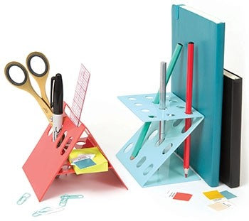 A to Z Organizers Tools to Keep Your Desk Accessories in Proper Order By Chronicle Books