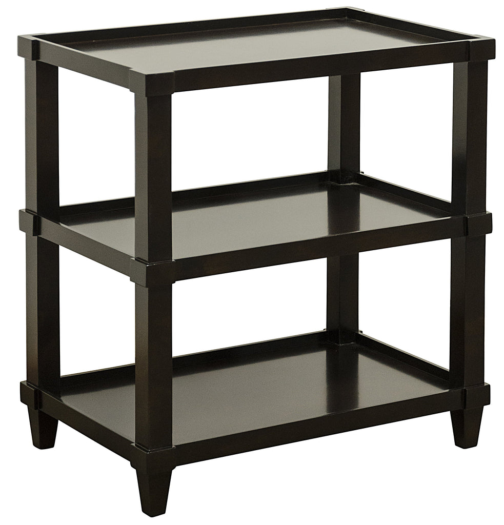 Carlsbad Straight Side Table by BD Modern