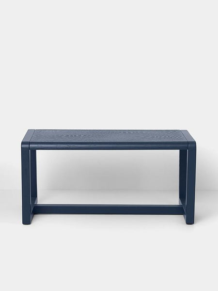 Little Architect Bench in Dark Blue design by Ferm Living