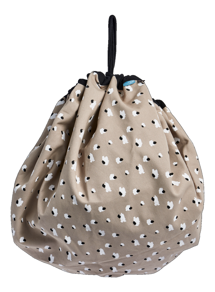 Playsack in Taupe design by OYOY