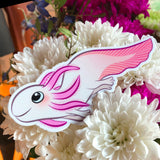 "Sticker ""Axolotl"""
