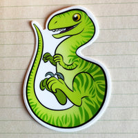 "Sticker ""Raptor"""