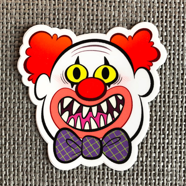 "Sticker ""Clown"""