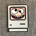 "Sticker ""MacIntosh"""