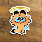 "Sticker ""Brume ange"""