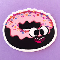 "Sticker ""Donut"""