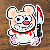 "Sticker ""Nounours"""
