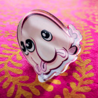 "Pin's ""Blobfish"""