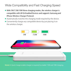 Wireless fast Charging pad