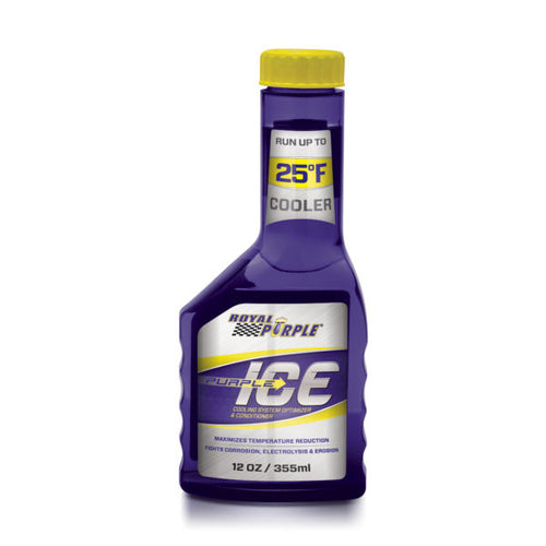 ROYAL PURPLE PURPLE ICE SUPER COOLANT, 12 OZ, 1 PACK