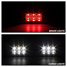 xTune Dodge Ram 1500 09-15 2500/3500 10-16 LED 3RD Brake Light - Black BKL-DRAM09-LED-BK