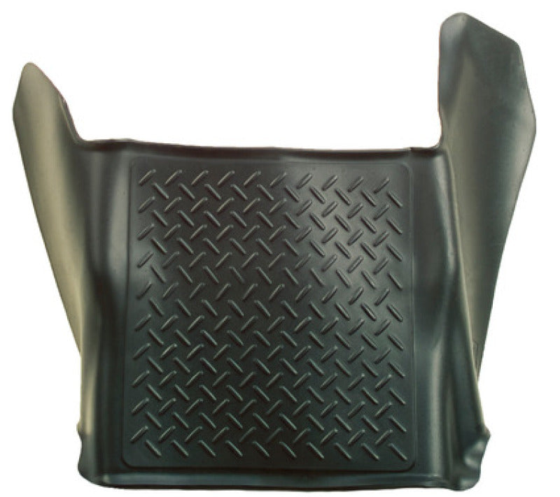 Husky Liners 14 Chevrolet Silverado/GMC Sierra 1500 WeatherBeater Black Center Hump Floor Liners