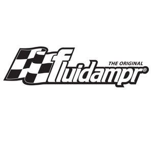 Fluidampr Ford 6.0L Powerstroke 8in Duel Belt 5 and 7 Rib Pulley For Alternator