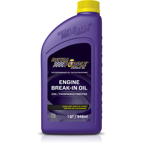 ROYAL PURPLE HIGH PERFORMANCE ENGINE BREAK-IN OIL - 1 QT.