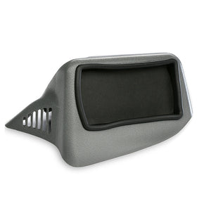 Edge Products - 28502 - Dash Pod - 2007.5-2010 GM 6.6L DURAMAX (LUXURY INTERIOR DASH)