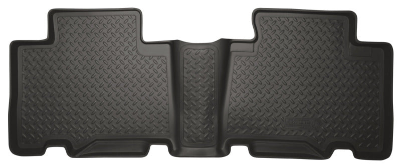 Husky Liners 06-10 Toyota Rav4 Classic Style 2nd Row Black Floor Liners