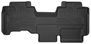 Husky Liners 09-14 Ford F-150 SuperCab X-Act Contour Black 2nd Seat Floor Liner (Full Coverage)