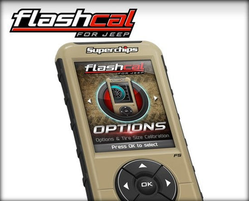 SUPERCHIPS FLASHCAL FOR JEEP® - 3571