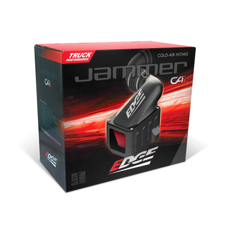 Edge Products - 28135 - Jammer Cold Air Intake - 2004.5-2005 GM 6.6L DURAMAX LLY