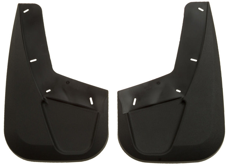Husky Liners 07-12 GM Tahoe/Suburban/Yukon/Escalade Custom-Molded Front Mud Guards (w/o Power Steps)