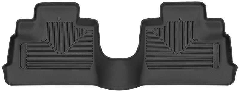 Husky Liners 2007-2014 Jeep Wrangler 4Dr (Unlimited) X-Act Contour Black 2nd Row Floor Liners
