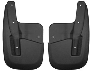 Husky Liners 07-12 Ford Expedition (No 4x4 Off Road Pkg) Custom-Molded Front Mud Guards