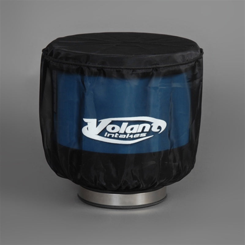 Volant Universal Round Black Prefilter (Fits 6in PowerCore)
